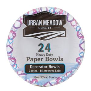 Urban Meadow - 12oz Bowls