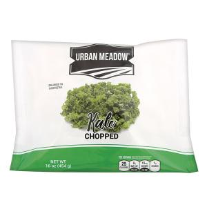Urban Meadow - Chopped Kale