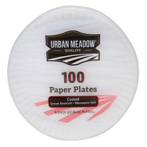 Urban Meadow - Coated 9 Plates