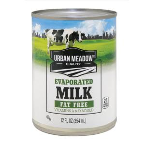 Urban Meadow - Evaporated Skim Milk