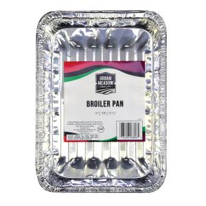 Urban Meadow - Foil Broiler Pan