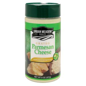Urban Meadow - Grated Parmesan Cheese