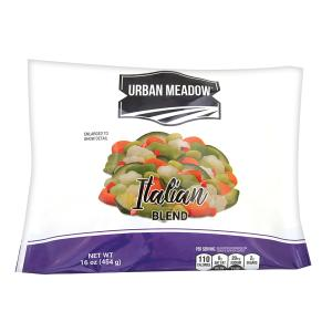 Urban Meadow - Italian Vegetables Mix