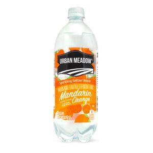 Urban Meadow - Mand Orange Seltzer 1 Ltr