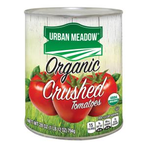 Urban Meadow Green - Organic Crushed Tomato