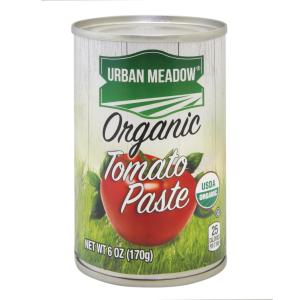Urban Meadow Green - Organic Tomato Paste