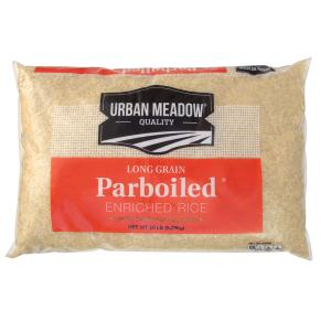 Urban Meadow - Parboil Rice 20 lb