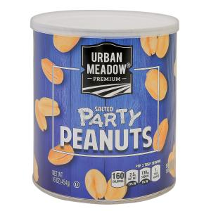 Urban Meadow - Salted Peanuts