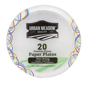 Urban Meadow - Ultra Design 10 Plates